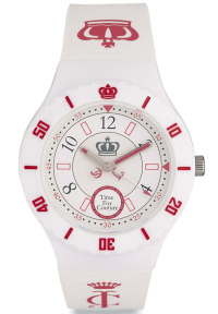 Juicy Couture Taylor Jelly Strap Watch