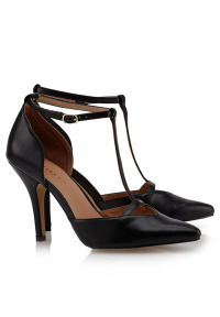 Daniella Michelle Hopper Ankle Strap Pumps